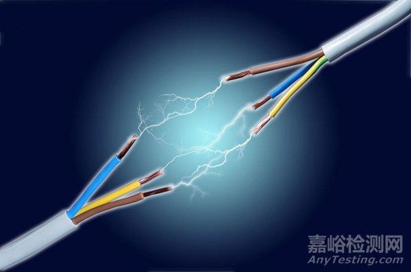 引起电缆继灞旧矸热,引起包覆继宓木道匣,造成供电线路漏电