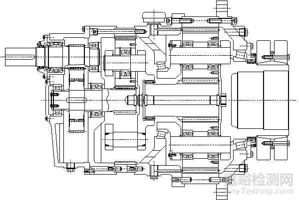 一、案例背景   龙岩某水泥厂多年来一直在开展设备的油液监测工作,希望通过油液监测发现设备可能出现的早期磨损,以便及时采取措施进行视情维修。在2015年12月送检的时候,发现其中某台辊压机的定棍减速箱油中有异常磨粒,怀疑改齿轮箱出现异常磨损,建议及时检修。 二、检测数据   2016年4月,客户再次送检该齿轮箱油样,此时发现磨损指标Fe元素含量及PQ指数急剧增高,Fe元素呈明显的上升趋势,见图1所示,这表明齿轮箱轮齿和轴承都存在非常严重的异常磨损,且磨损量不断上升。  图1 2#磨辊压机定辊主减速机油样中