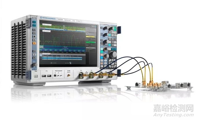 汽车以太网测试解决方案 相比于传统的总线系统(如CAN总线),车载辅助驾驶和信息娱乐系统对传输带宽的要求要高很多,汽车制造商在高档品牌中已经采用了汽车以太网的方式。R&S公司将展示100BASE-T1和1000BASE-T1汽车以太网接口的测试解决方案,基于R&S RTO2000示波器和R&S ZND网络分析仪,汽车生产商可在开发阶段和类型测试期间,测试和评估其电子控制单元(ECU)。另外,R&S公司的示波器提供触发和解码能力,可用于100BASE-T1产品的调试和优化,